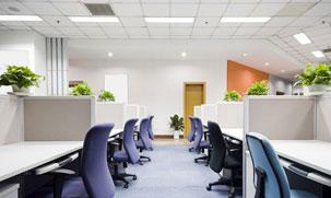 limpieza de oficinas con suelo de moqueta