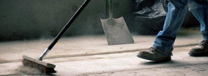 Limpieza fin de obra en Madrid. Un servicio de Limpieza Rápido y Profesional