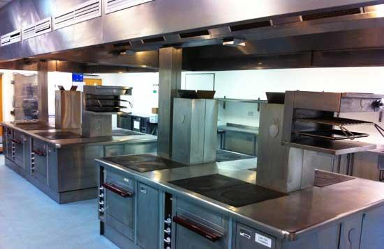 limpieza de cocina industrial en Madrid