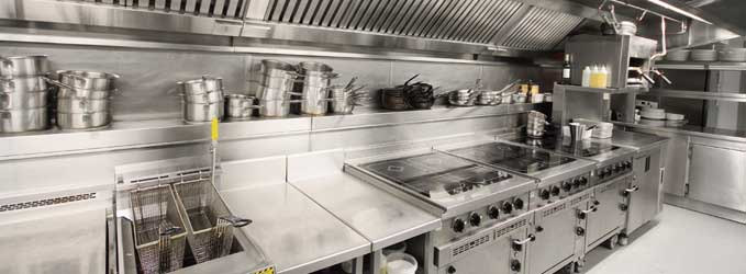 Limpieza de cocinas industriales en Madrid