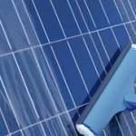limpieza de paneles fotovoltaicos