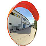 detalle de espejo para garajes