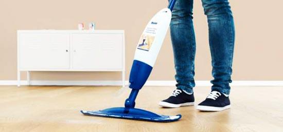 sistema cleaner para limpieza de suelos