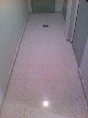 Pulir suelo de terrazo 2016 - Pulir el suelo ...