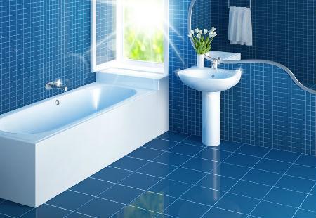 limpiar el baño en profundidad