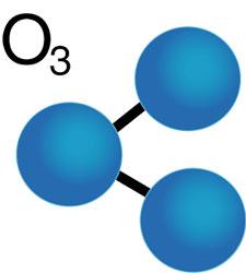 limpieza con ozono