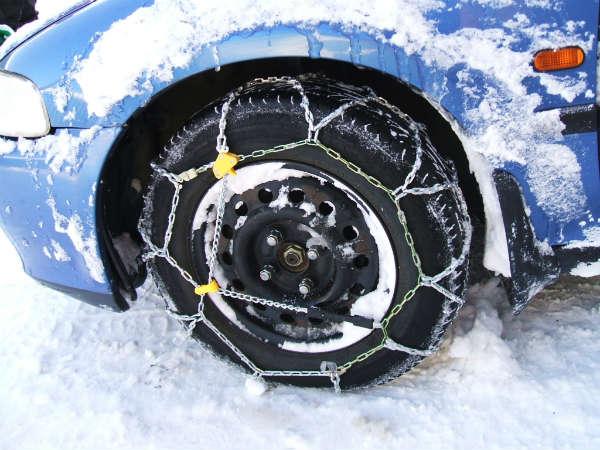 quitar hielo y nieve de garaje
