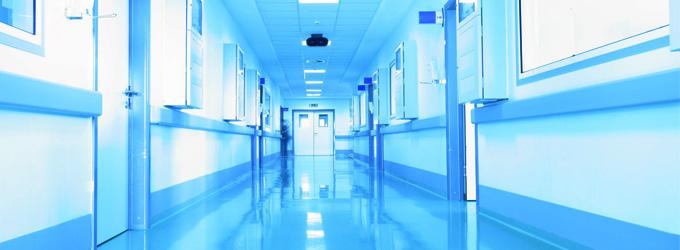La importancia de la limpieza en los hospitales
