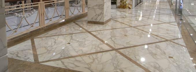 Abrillantado pulido y cuidados de un suelo de m rmol geindepo - Suelos de marmol precios ...