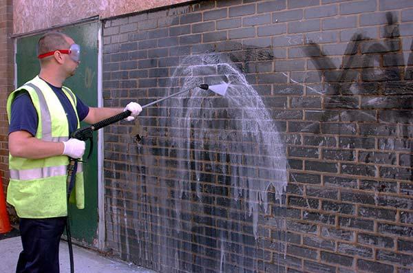 eliminación de graffitis y pintadas