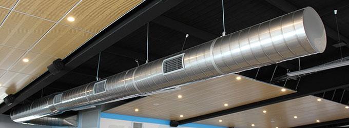 Beneficios de la limpieza de conductos de aire