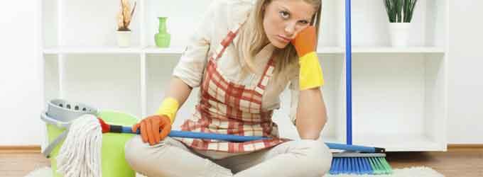 Lo que necesitas limpiar diariamente, semanal y mensualmente + Lista de comprobación para la limpieza