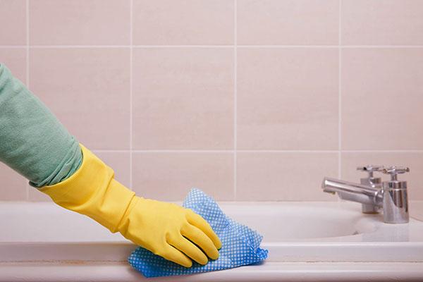 limpieza en profundidad de baños