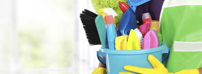 3 trabajos de limpieza en profundidad para el año nuevo
