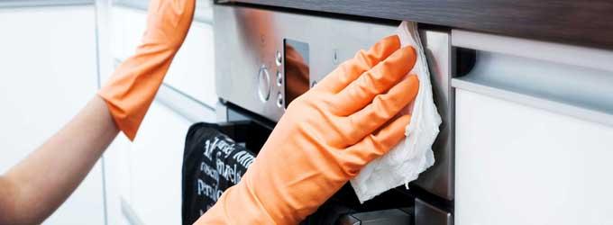 Guía para una limpieza rápida de cocinas