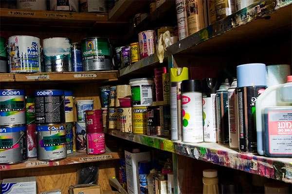 compuestos orgánicos volátiles en el hogar