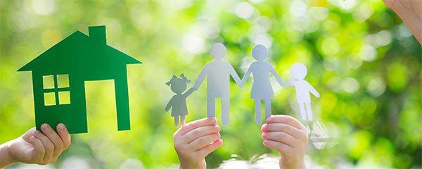 mantener una casa libre de compuestos orgánicos volátiles