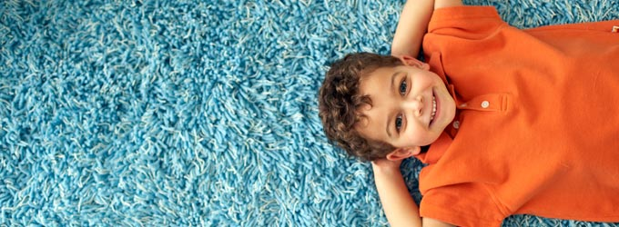 ¿Con que frecuencia se deben limpiar las alfombras?