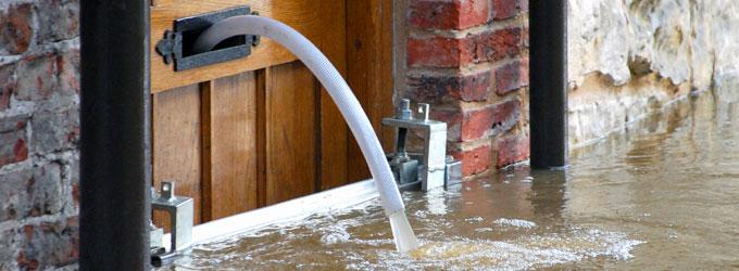 7 Consejos para la limpieza de edificios después de las inundaciones