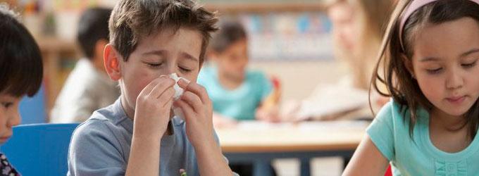 Métodos de limpieza eficaces para la prevención del virus de la gripe en las escuelas