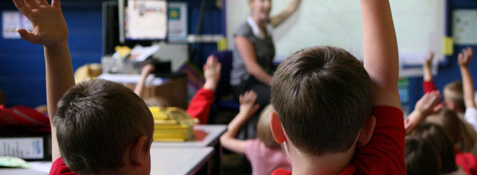 Los principales focos de gérmenes en colegios y como luchar contra ellos