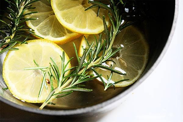 hacer ambientador natural con limón