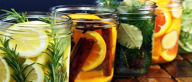 Desodorantes y ambientadores naturales para el hogar