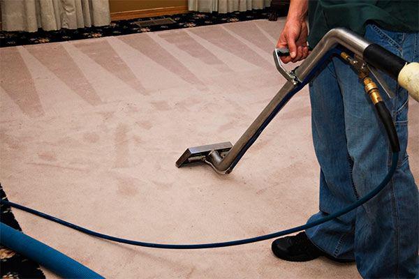 limpieza durante o después de una reforma