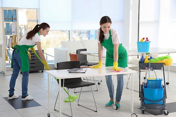 limpieza proactiva para empresas y oficinas