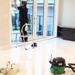 limpieza profesional tras una reforma