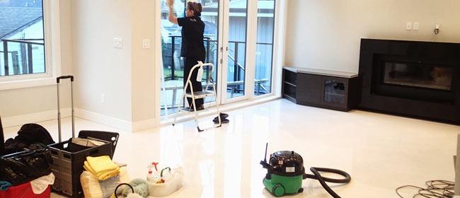 La importancia de una limpieza de obra durante o después de una reforma