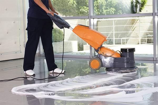 limpieza urgente de suelos