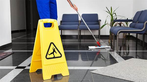 necesidades de limpieza proactiva