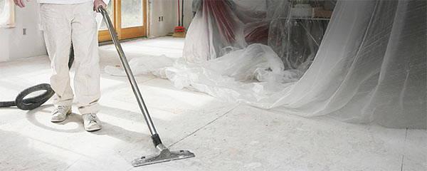 presupuesto para limpieza de obra
