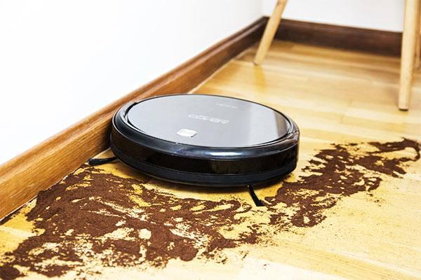 cuidados de los suelos de láminas de vinilo