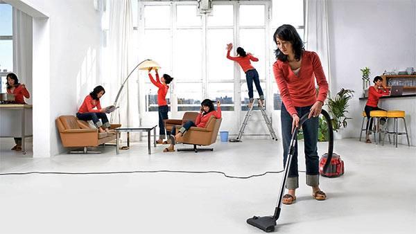trabajos integrales de limpieza para apartamentos en alquiler