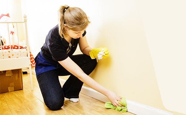 limpieza y mantenimiento de apartamentos en alquiler