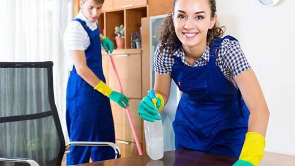 cuando se produce subrogación con el personal de una empresa de limpieza