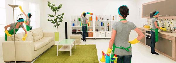 servicios integrales en limpieza de apartamentos