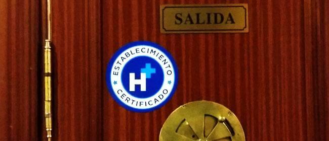 qué es el certificado H+