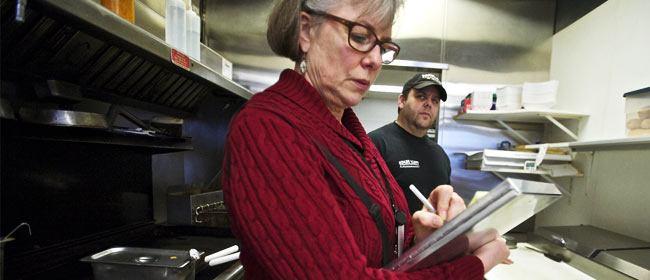 Puntos importantes en una inspección sanitaria en bares y restaurantes