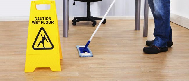 Como actúa una empresa de limpieza en ambientes húmedos como Bilbao