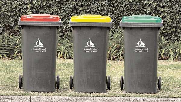 horario de retirada de basuras en comunidades