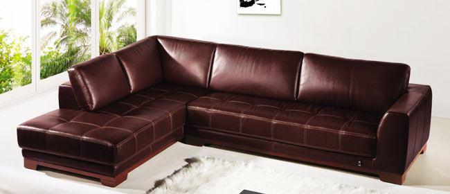 Como limpiar un sofá de cuero