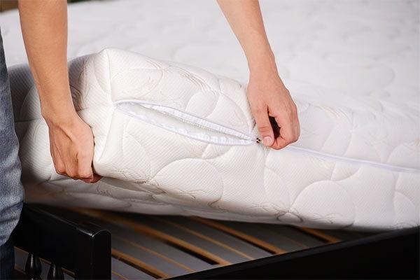 fundas para proteger colchón