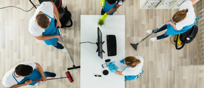 Qué Tener en Cuenta en la Contratación para la Limpieza de la Oficina