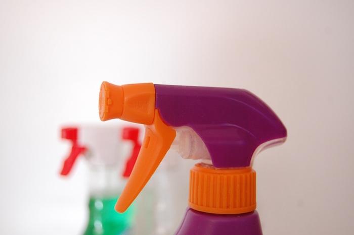 Diferencia entre limpieza y desinfección