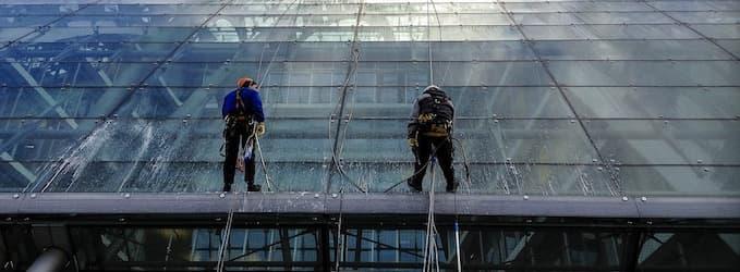 Métodos de limpieza de fachadas