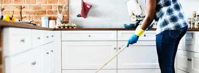 Consejos para mantener tu casa limpia durante la cuarentena