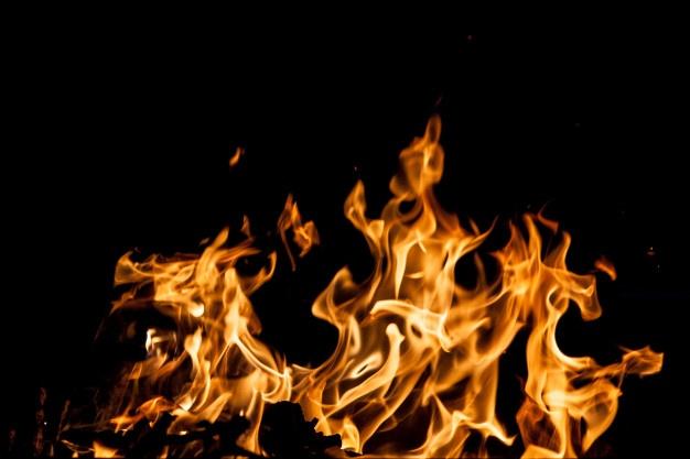 limpieza de incendios por profesionales